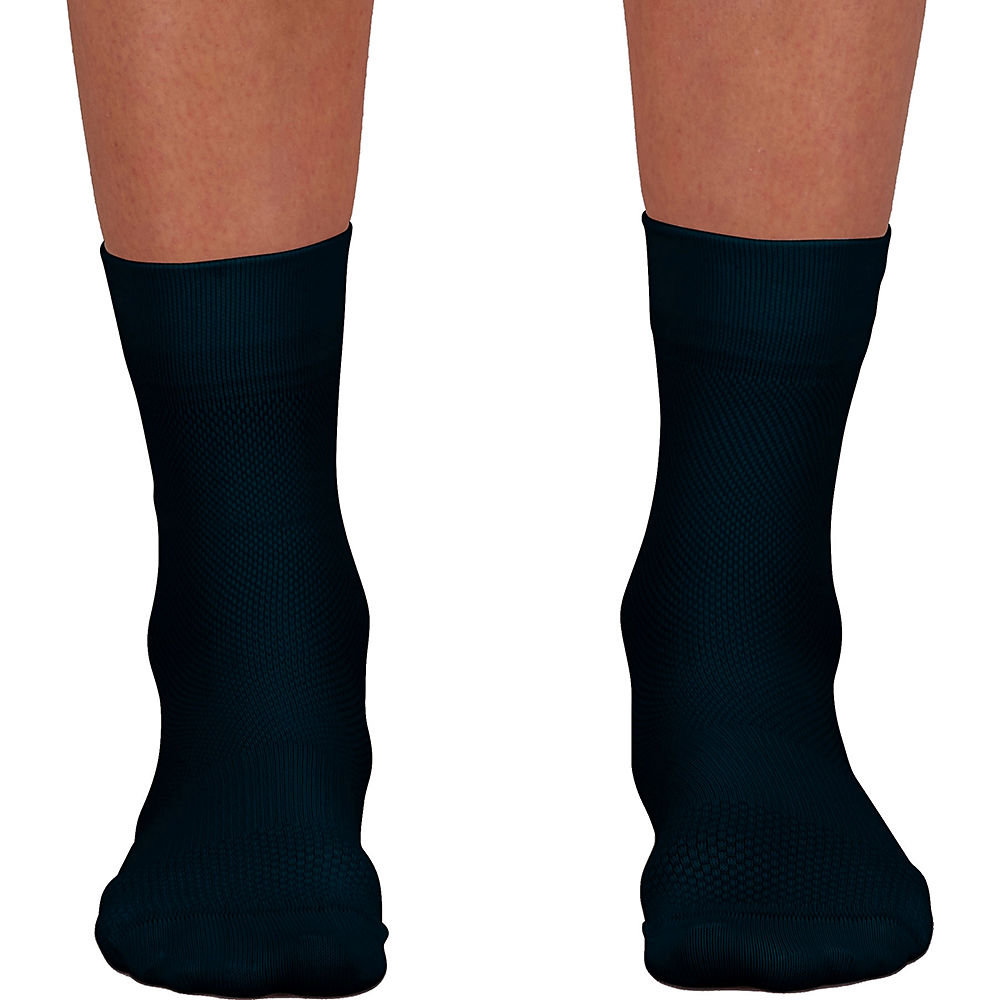 Sportful Womens Matchy Cycling Socks Ss21 - Black - S/m  Black