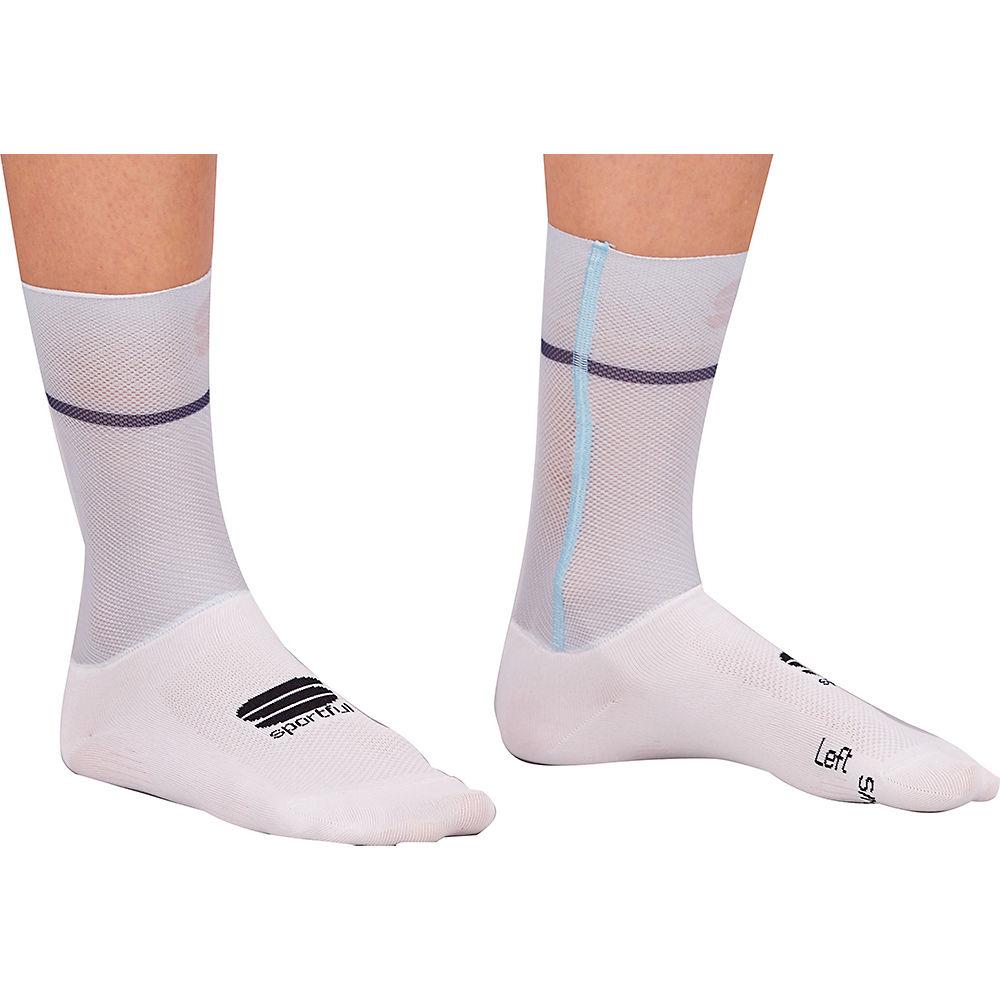 Sportful Womens Light Cycling Socks Ss21 - Blue Sky - S/m  Blue Sky