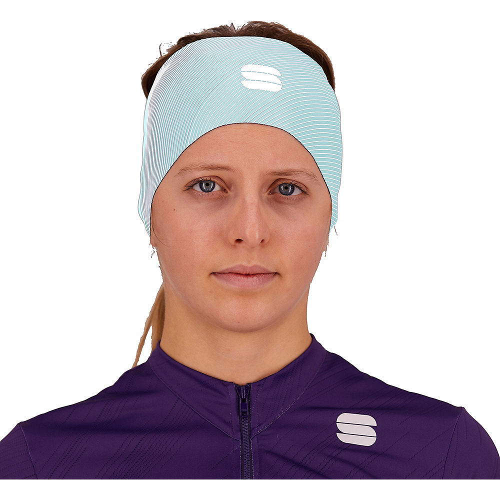 Sportful Womens Race Headband Ss21 - Blue Sky - One Size  Blue Sky