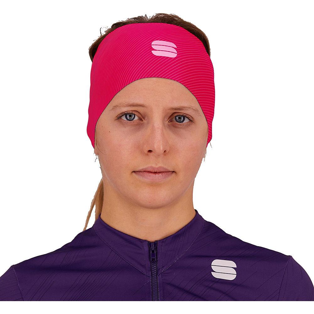 Sportful Womens Race Headband Ss21 - Raspberry - One Size  Raspberry