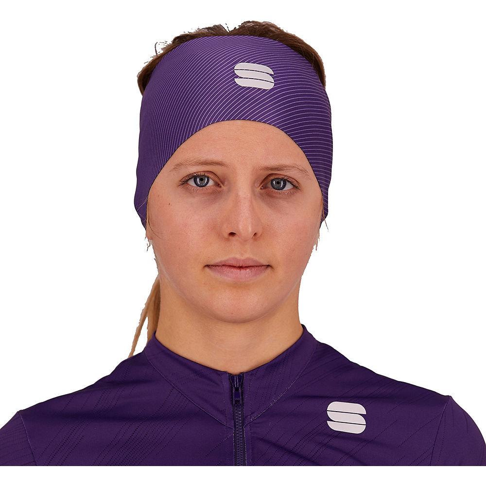 Sportful Womens Race Headband Ss21 - Violet - One Size  Violet