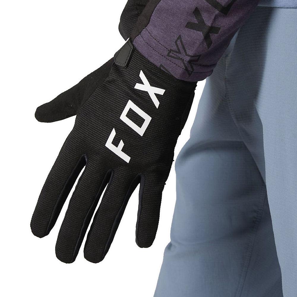 Fox Racing Ranger Gel Gloves 2021 - Black  Black