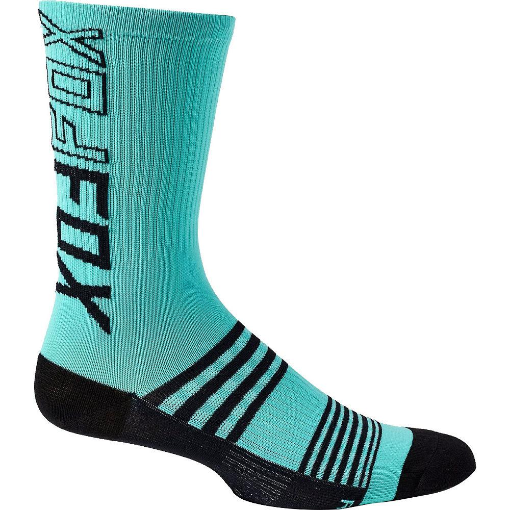 Fox Racing Womens 8 Ranger Socks 2021 - Teal - One Size  Teal