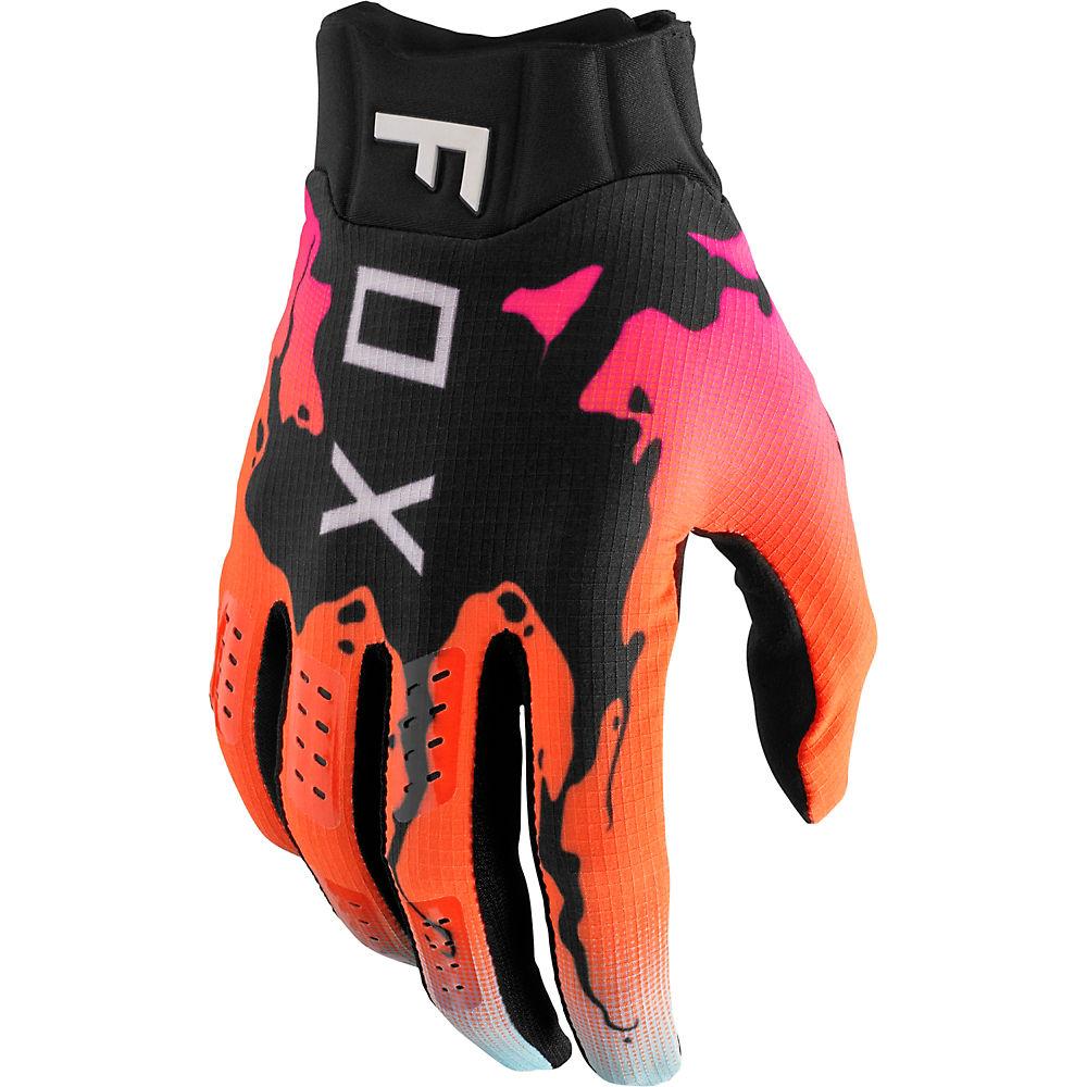Fox Racing Flexair Pyre Gloves 2021 - Black, Black