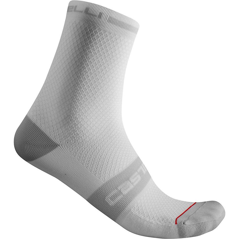 Castelli Superleggera T 12 Socks Ss21 - White - Xxl  White