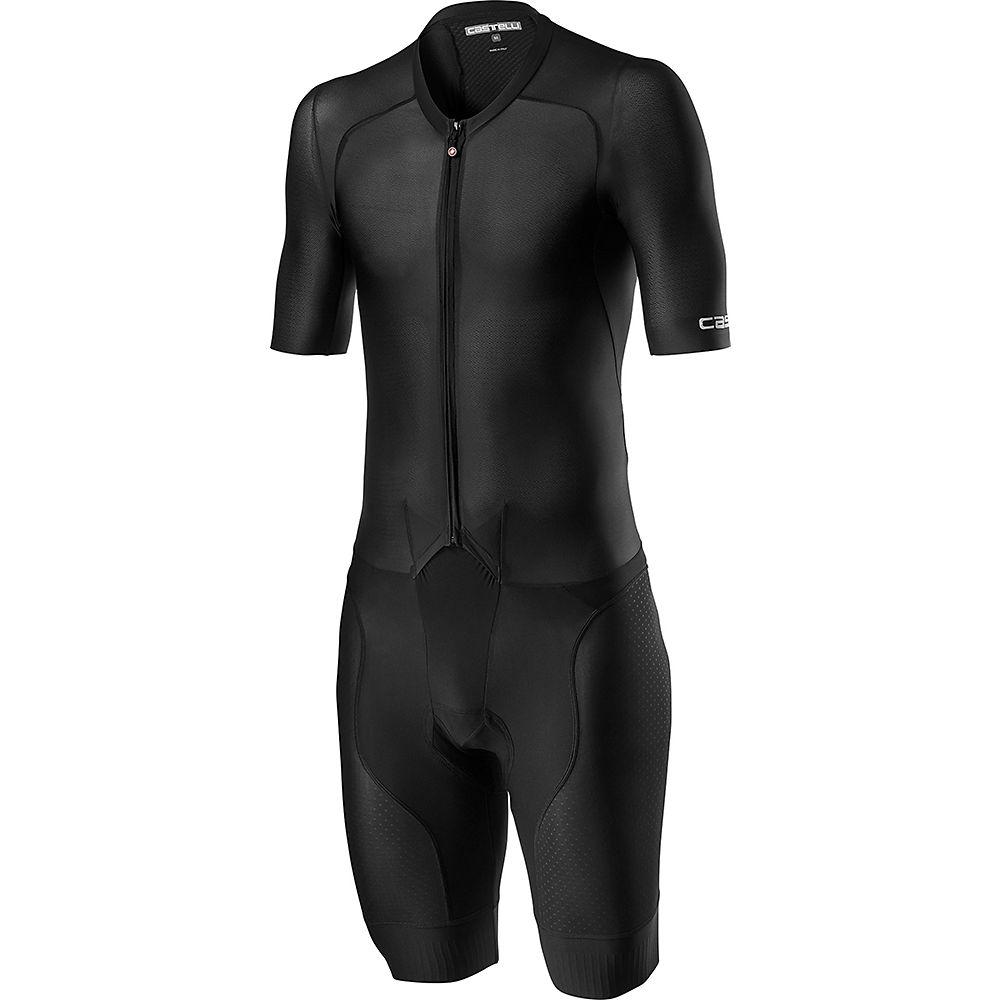 Castelli Sanreme 4.1 Speed Suit SS21 - Negro claro, Negro claro