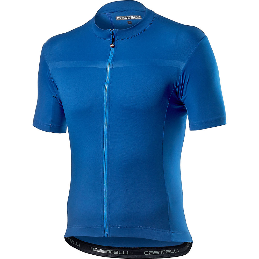 Castelli Classifica Cycling Jersey Ss21 - Azzurro Italia  Azzurro Italia