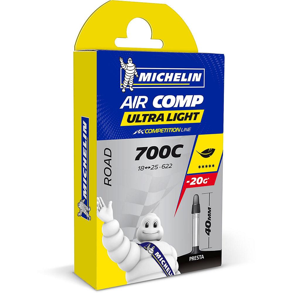 Image of Chambre à air Michelin A1 AirComp Ultralight Route Bike - 40mm Valve, n/a
