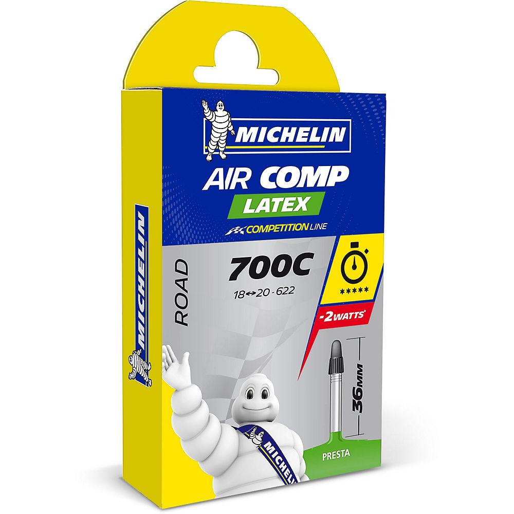 Camera D'Aria Per Bici Da Corsa AirComp Latex A1 - Michelin - 60mm Valve, n/a