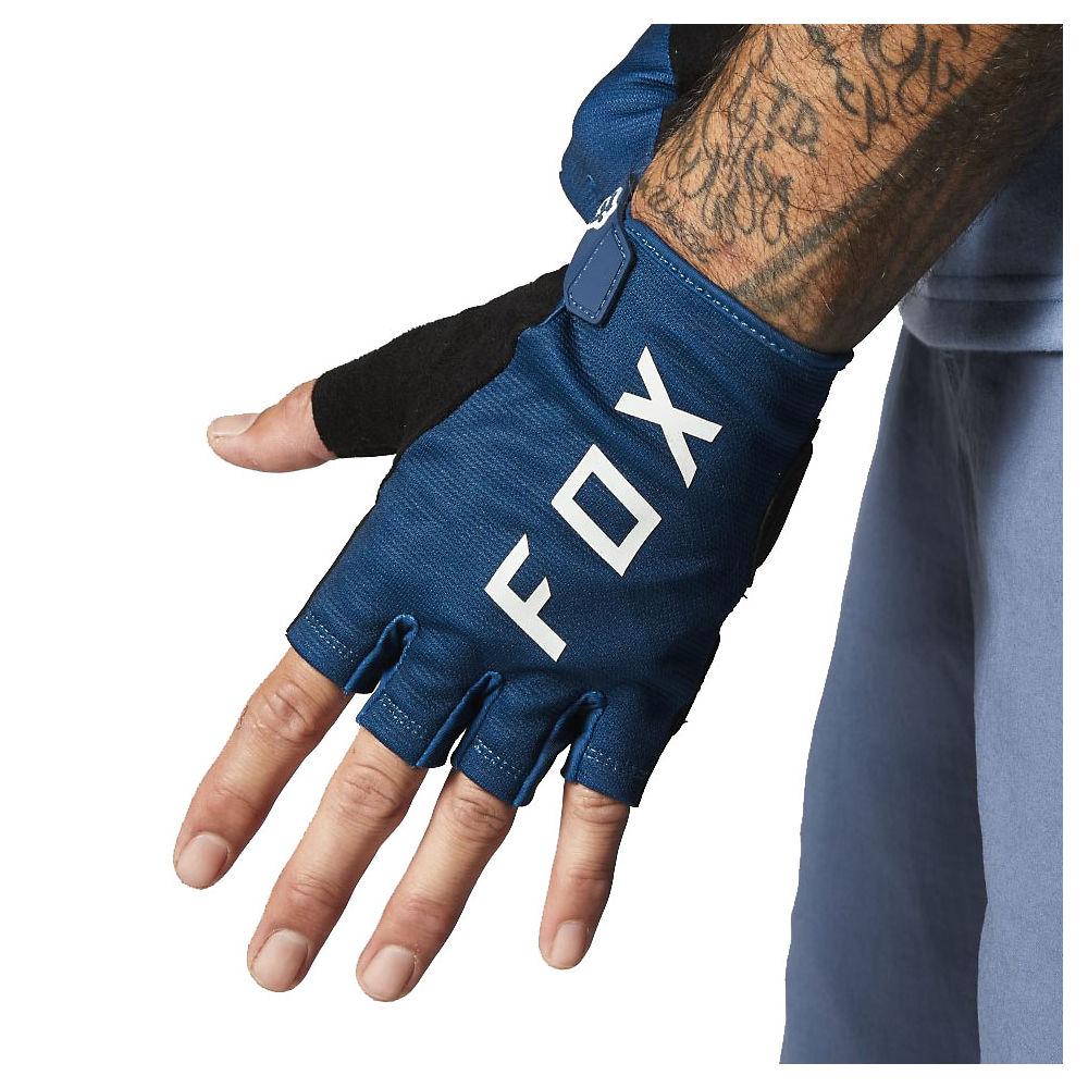 Fox Racing Ranger Gel Short Gloves 2021 - Mt Blue - Xxl  Mt Blue