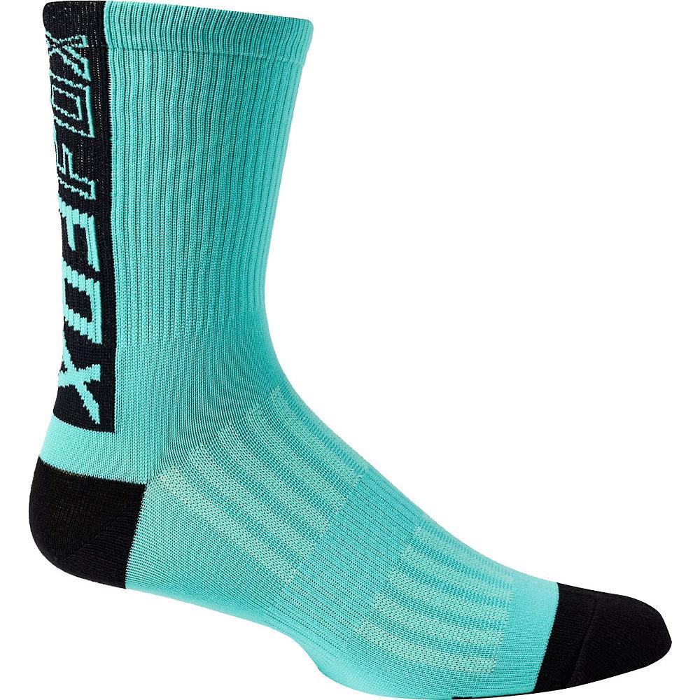 Fox Racing 6 Ranger Socks 2021 - Teal - S/m  Teal