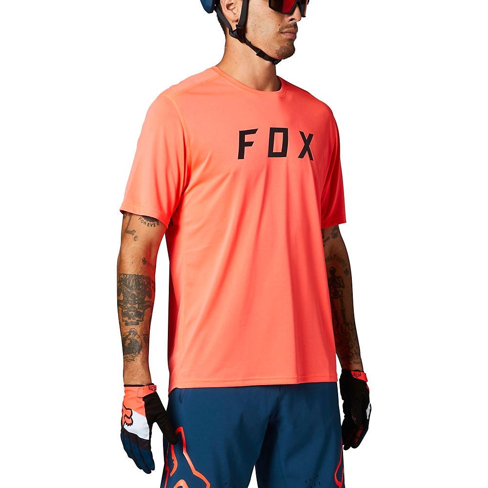 Fox Racing Ranger Short Sleeve Fox Jersey 2021 - Atomic Punch - Xxl  Atomic Punch