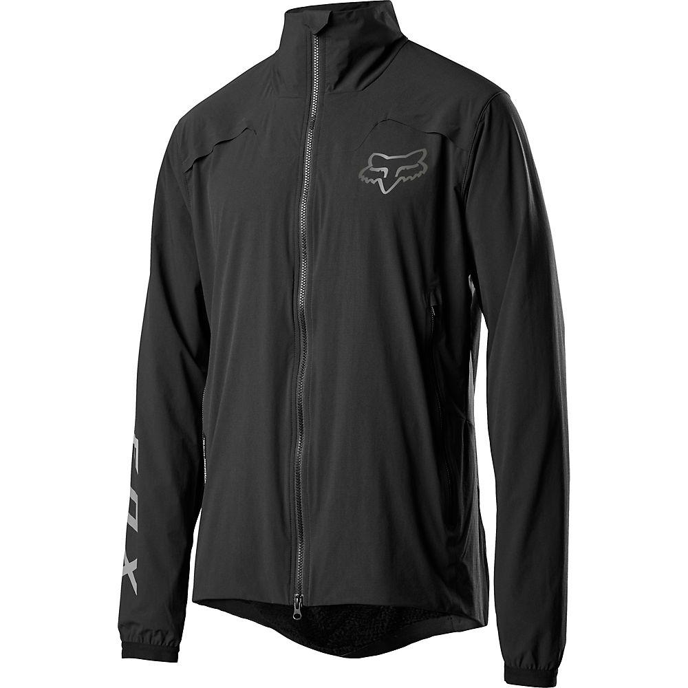 Fox Racing Flexair Pro Fire Alpha MTB Jacket 2021 - Black, Black