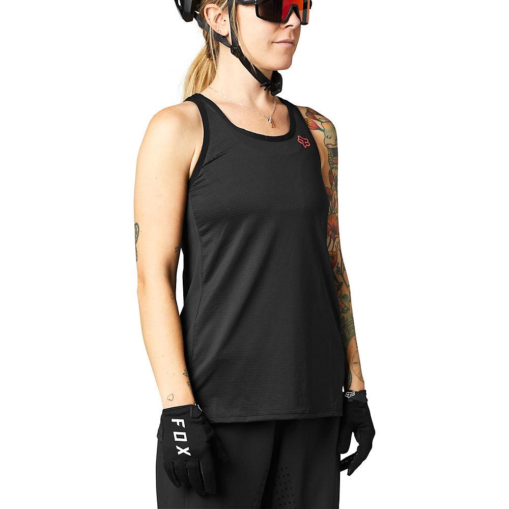 Fox Racing Women's Flexair Tank 2021 - Black - XS, Black