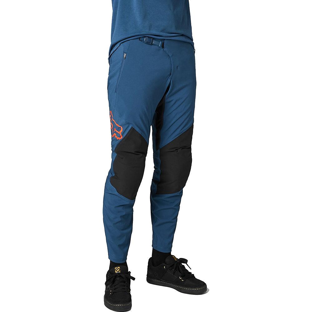 Fox Racing Defend Trousers 2021 - Dark Indigo - 28  Dark Indigo