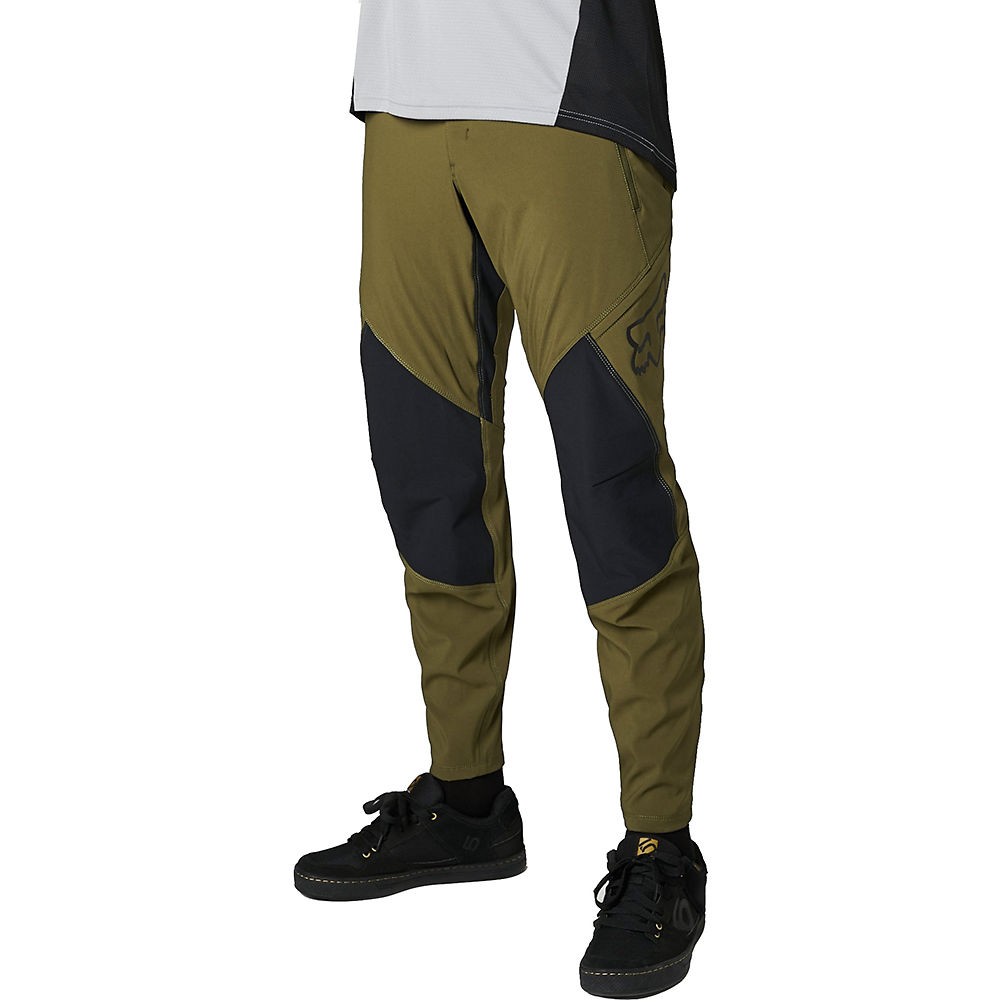 Fox Racing Defend Trousers 2021 - Olive Green - 32  Olive Green