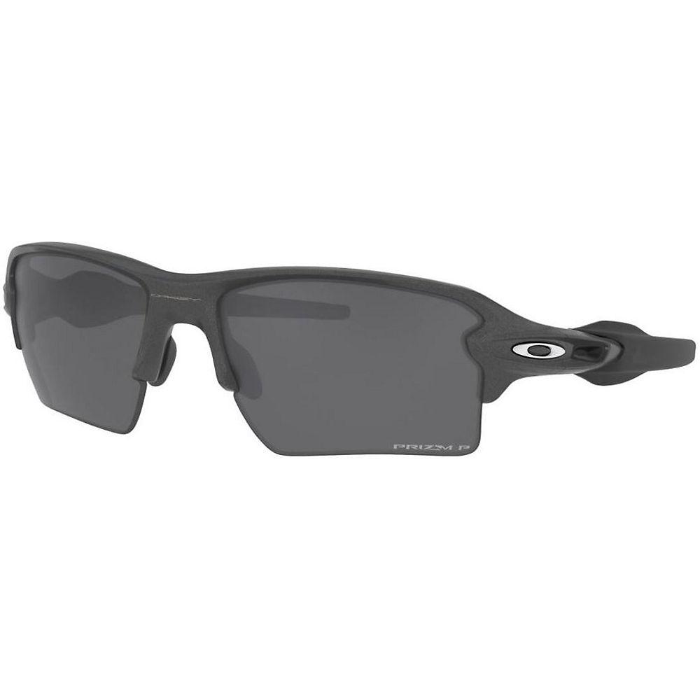 Oakley Flak 2.0 XL Steel PRIZM Black Sunglasses, Steel