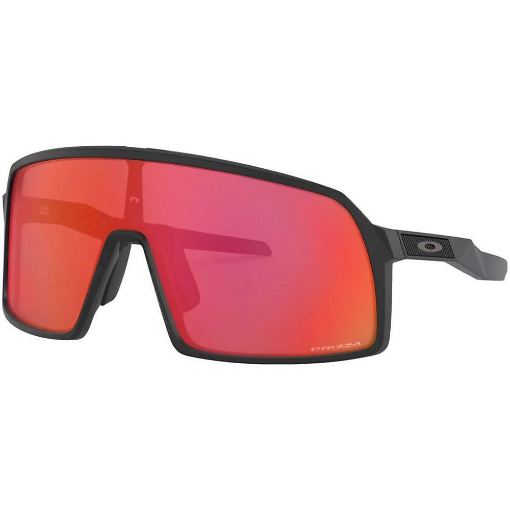 Oakley Sutro S PRIZM Torch Trail Sunglasses - Matte Black, Matte Black