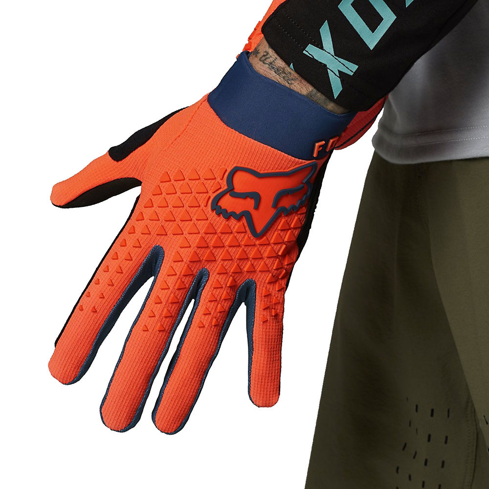 Fox Racing Defend Gloves 2021 - Atomic Punch - Xxl  Atomic Punch