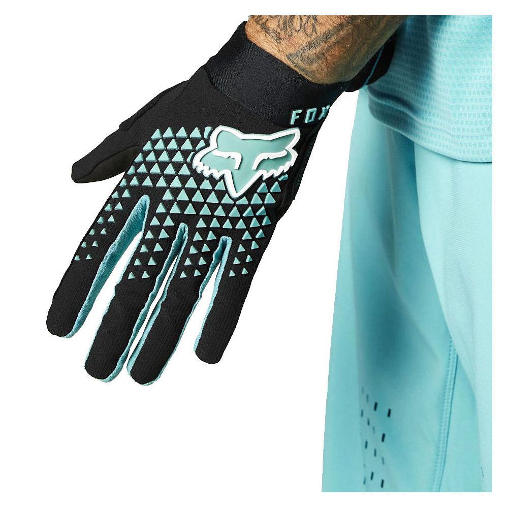 Fox Racing Defend Gloves 2021 - Teal - M  Teal