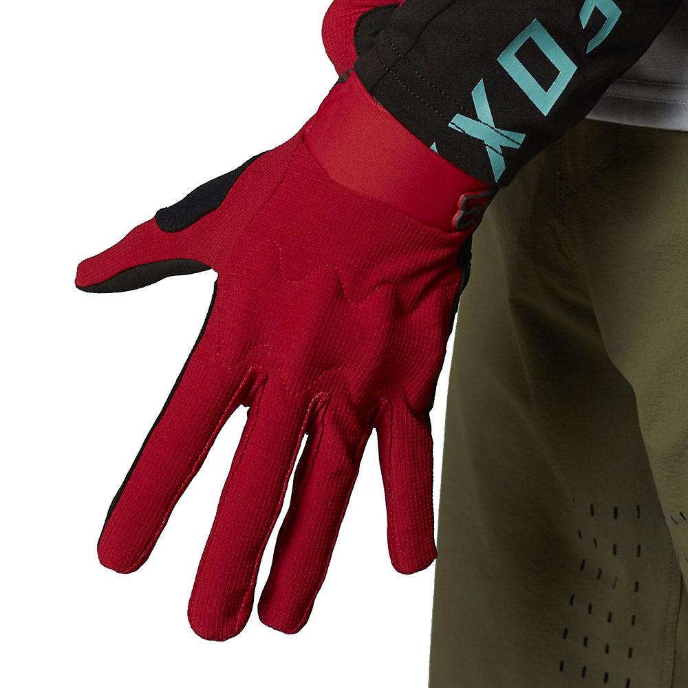 Fox Racing Defend D30 Gloves 2021 - Chili - M  Chili