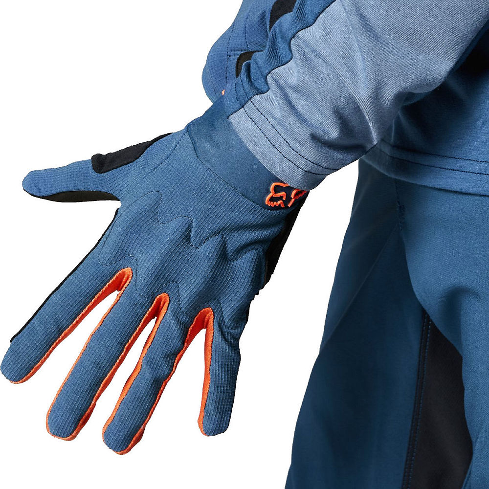 Fox Racing Defend D30 Gloves 2021 - Dark Indigo  Dark Indigo