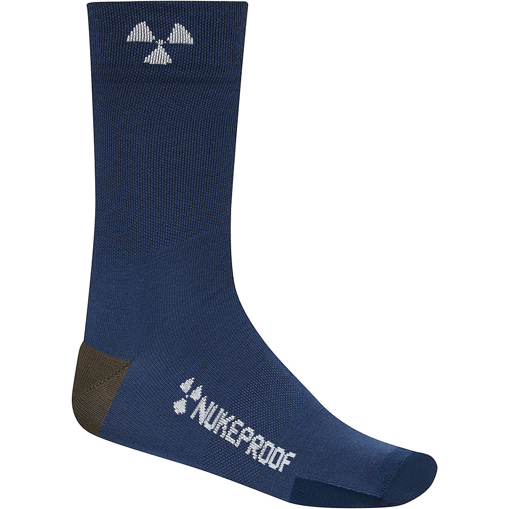 Nukeproof Outland Sock Ss21 - Blue - S/m  Blue