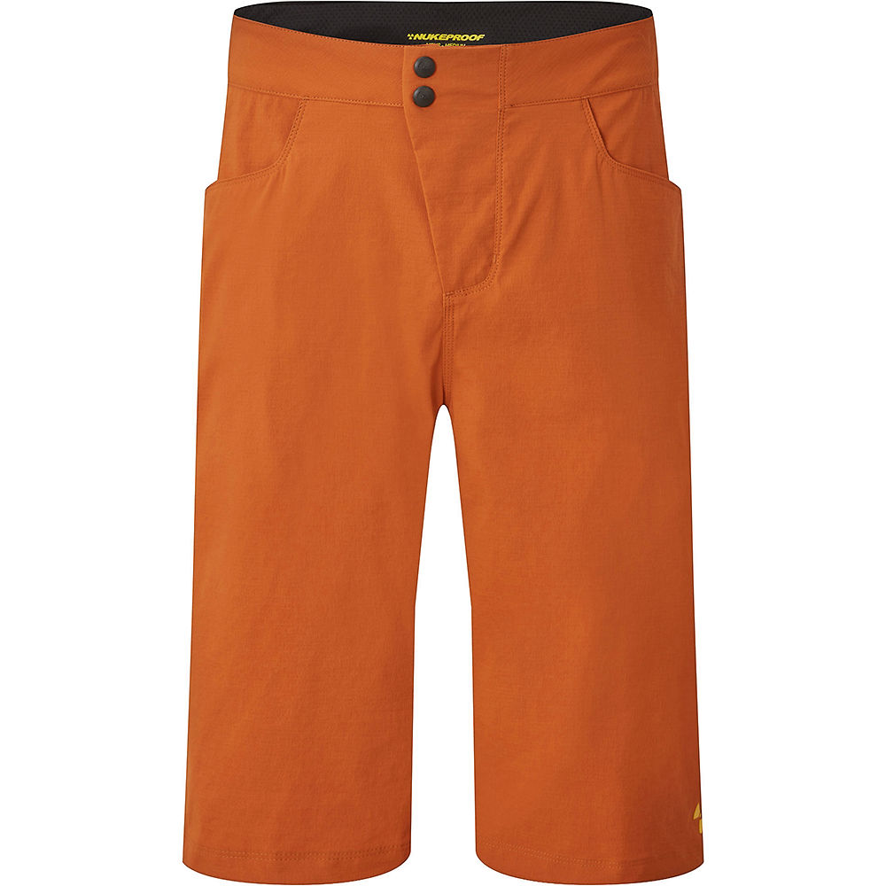 Nukeproof Outland Tech Short Ss21 - Orange  Orange
