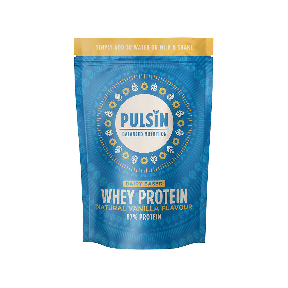 Pulsin Whey Protein Powder (1 Kg) - Vanilla  Vanilla
