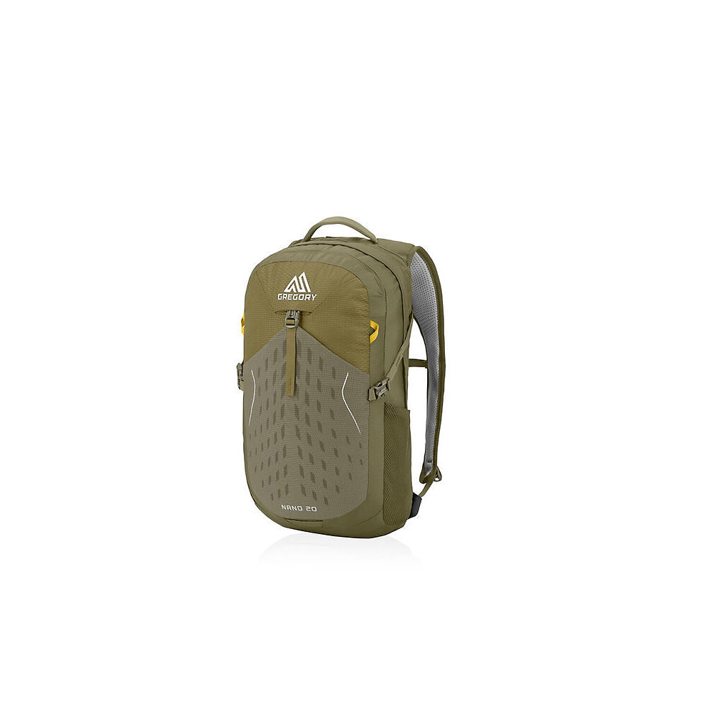 Gregory Nano 20 Backpack SS21 - Fennel Green - One Size, Fennel Green