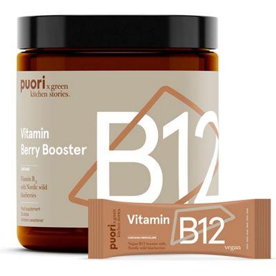 Puori B12 Berry Booster (20 Sticks) | Misc. Nutrition