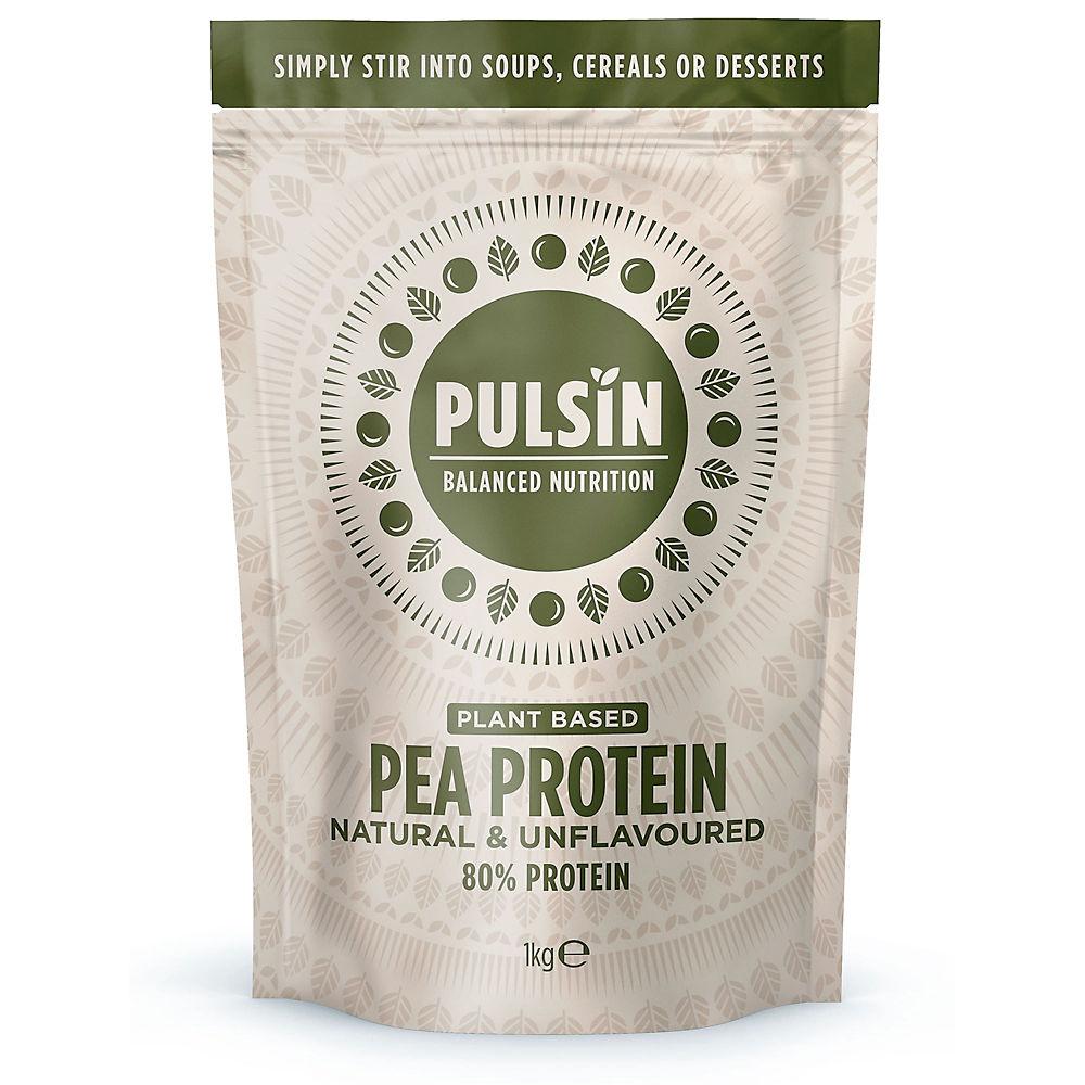 Pulsin Pea Protein Powder (1kg) - 1 Kg