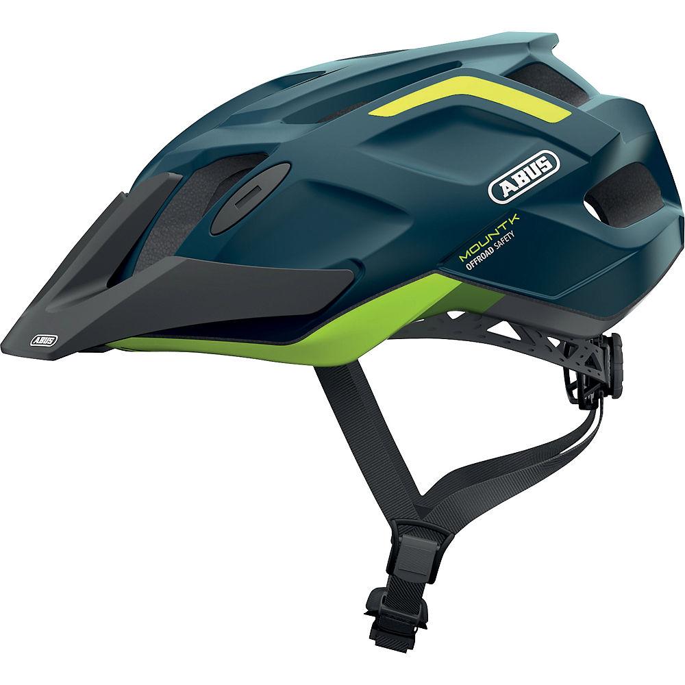 Abus Mount K Cycling Helmet 2021 - Midnight Blue, Midnight Blue