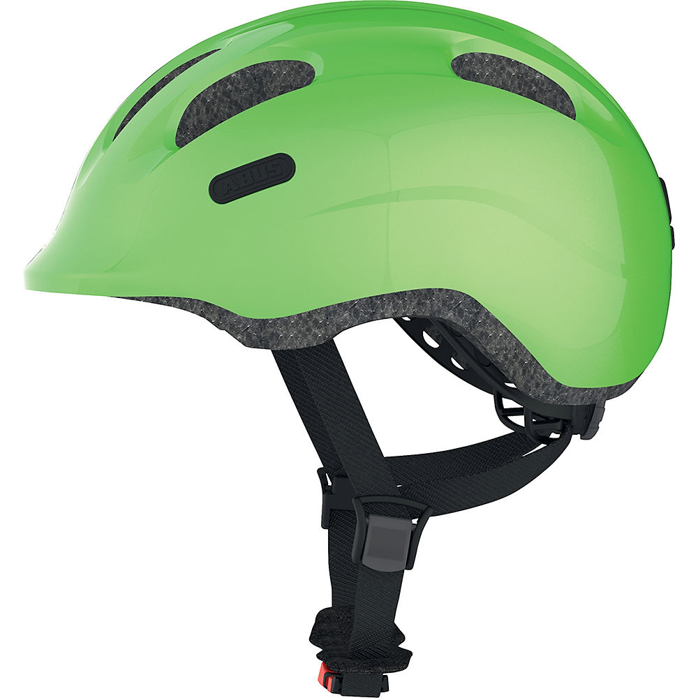 Abus Kid's Smiley 2.0 Cycling Helmet 2021 - Green, Green