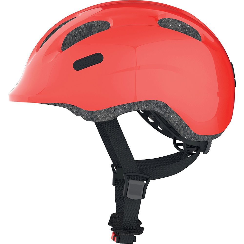 Abus Kid's Smiley 2.0 Cycling Helmet 2021 - Red, Red