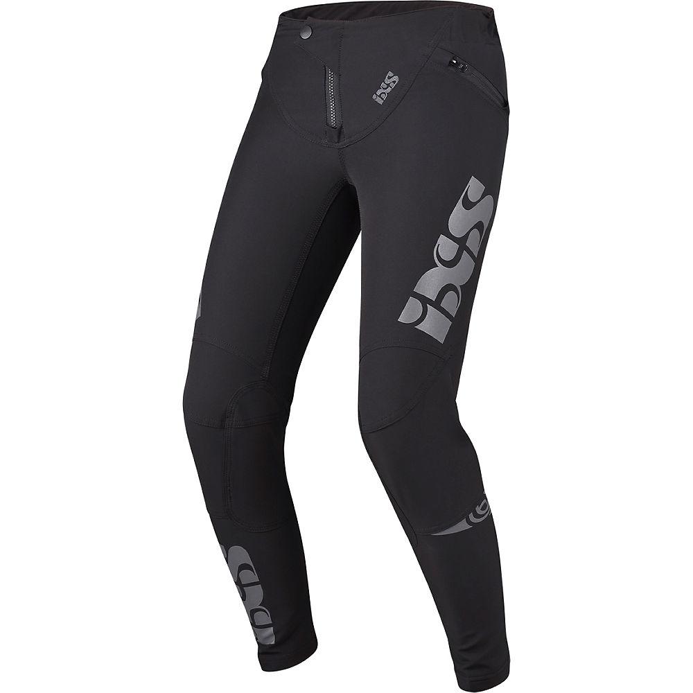 IXS Kids Trigger Pants 2021 - Black - XL, Black