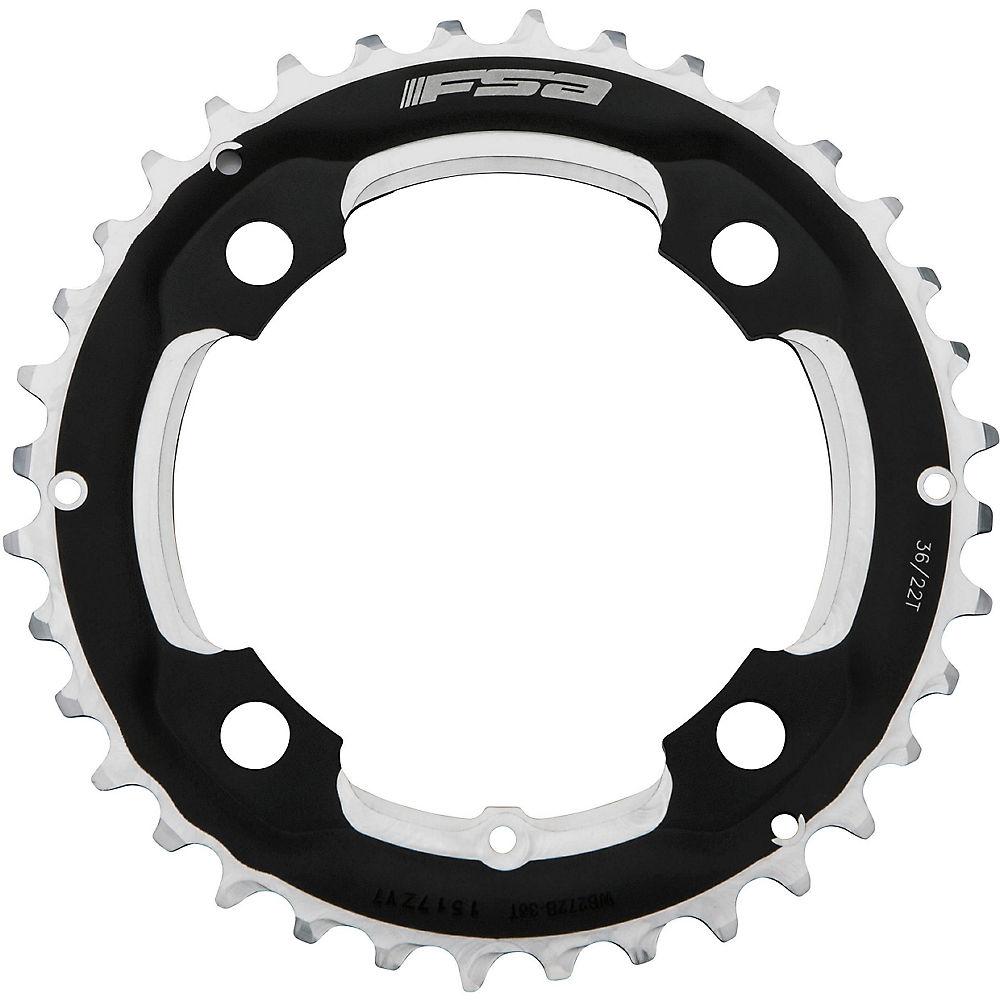 Fsa Pro Mtb Chainring - Black - 42t  Black