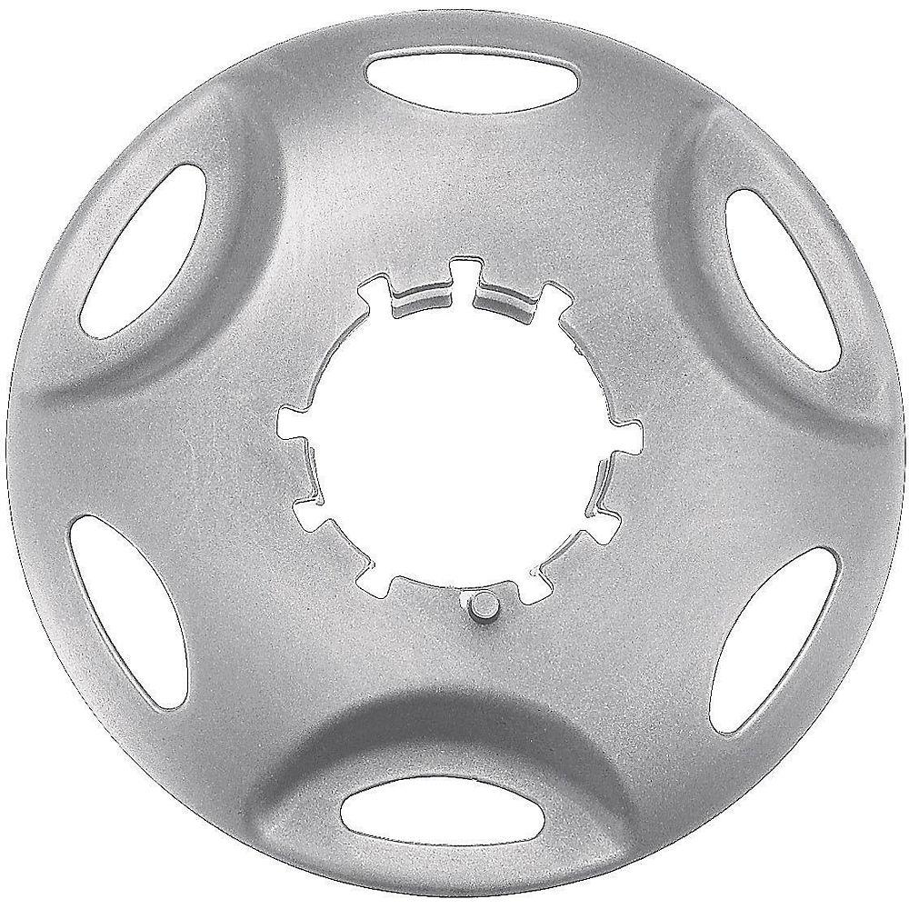 FSA Bosch Steel Chainguard - Silver - 15t, Silver