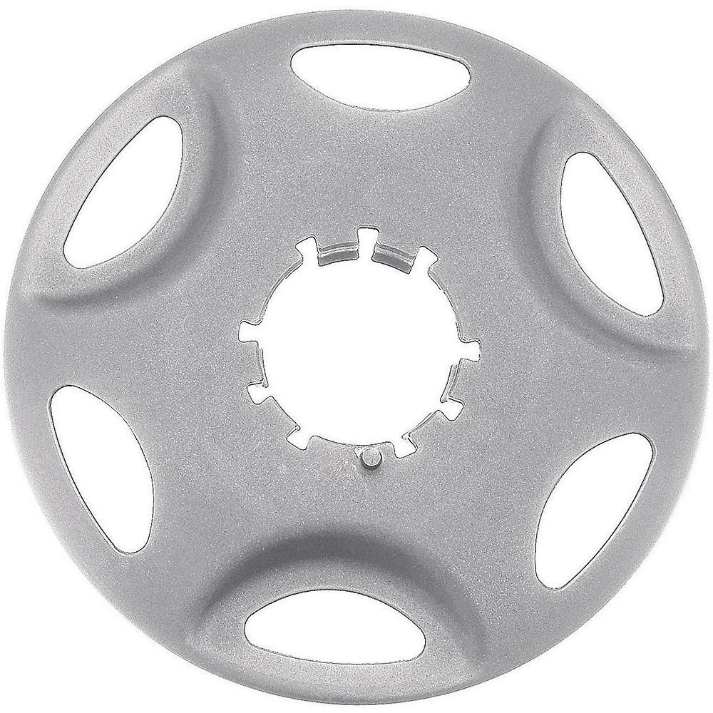 FSA Bosch Plastic Chainguard - Silver - 18t, Silver