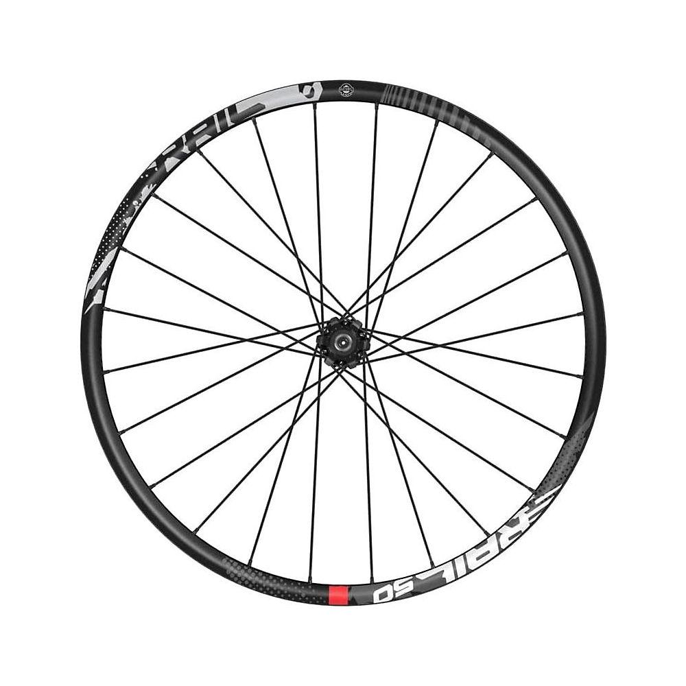 Sram Rail 50 Mtb Rear Wheel - Black-white - 29  Black-white