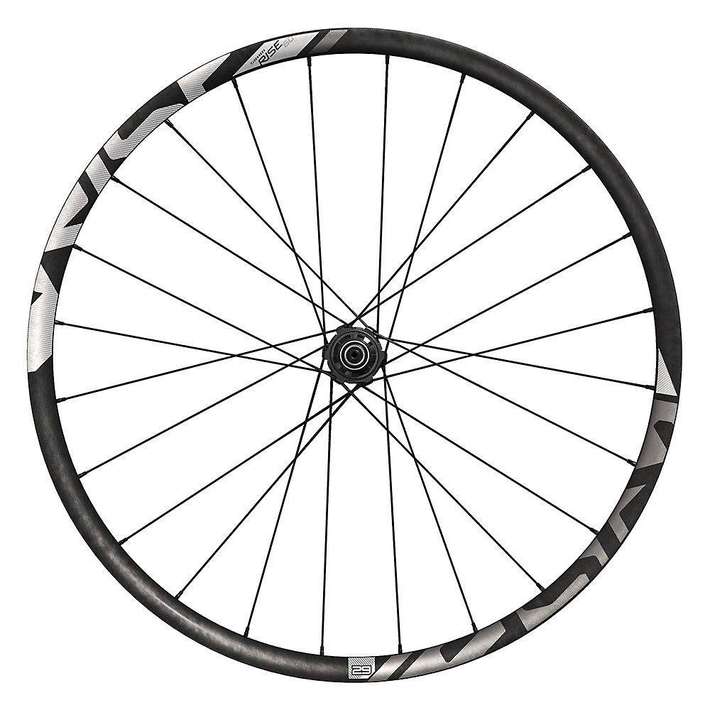 Sram Rise 60 Carbon Boost Rear Wheel - Black-grey - Sram / Shimano  Black-grey