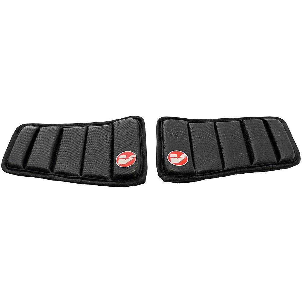 Vision Trimax Armrest Pads - Black  Black