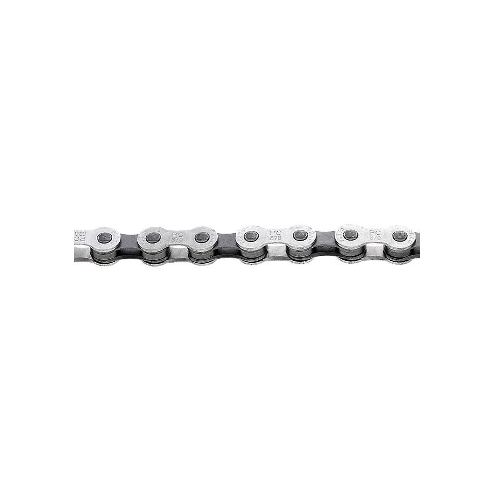 Sram Pc870 8 Speed Chain - Silver - 114 Links  Silver