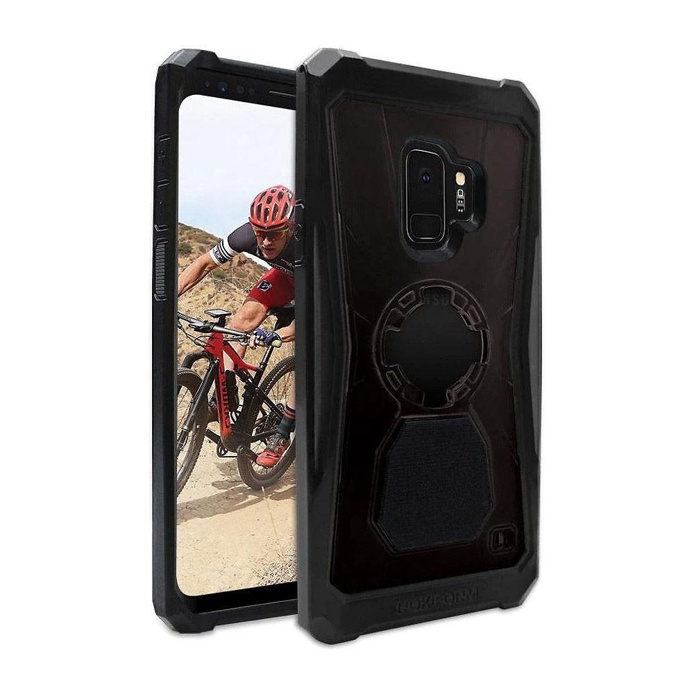 Rokform Rugged Phone Case - Samsung Galaxy S9 - Black, Black