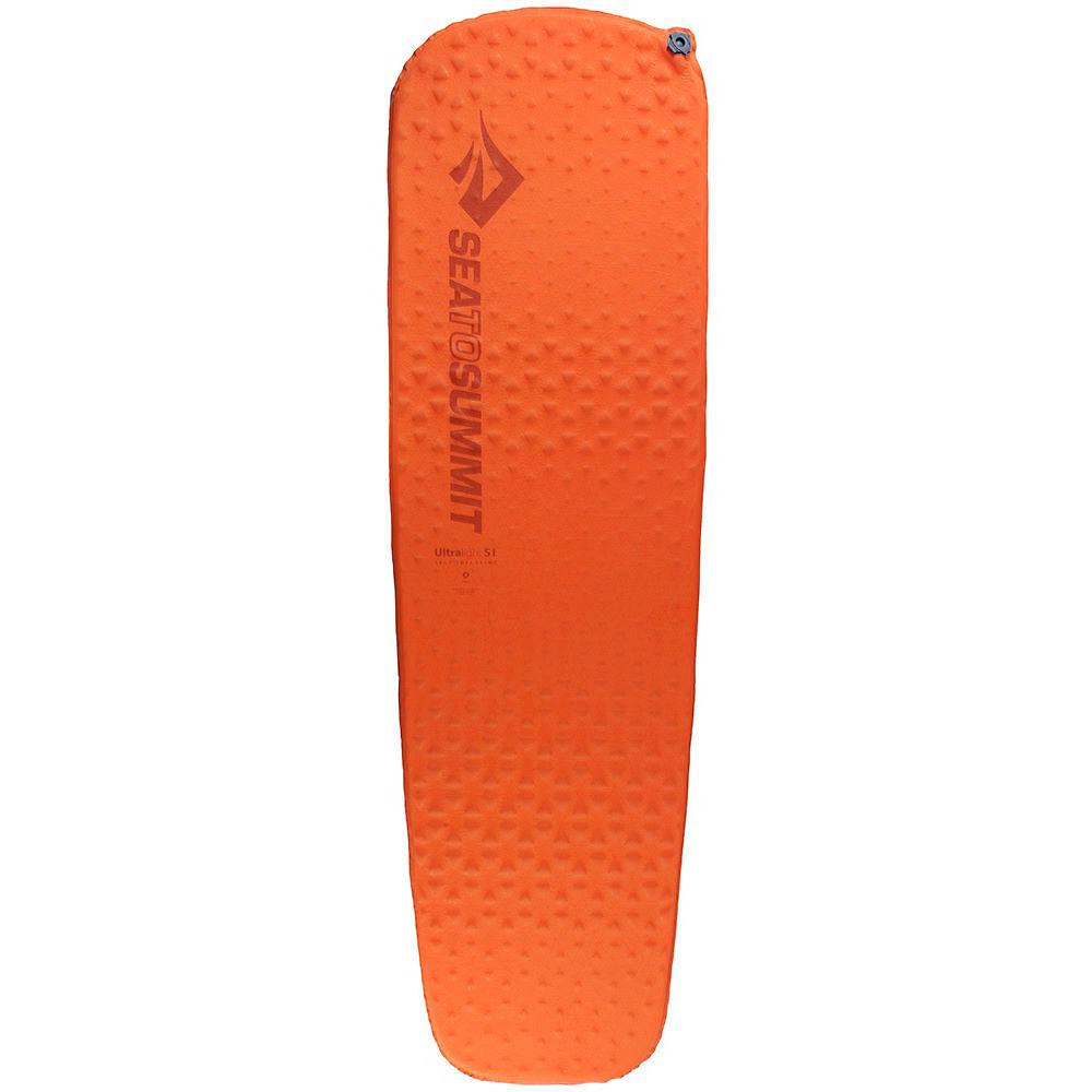 Sea To Summit Ultralight Self Inflating Mat Small Ss21 - Orange  Orange