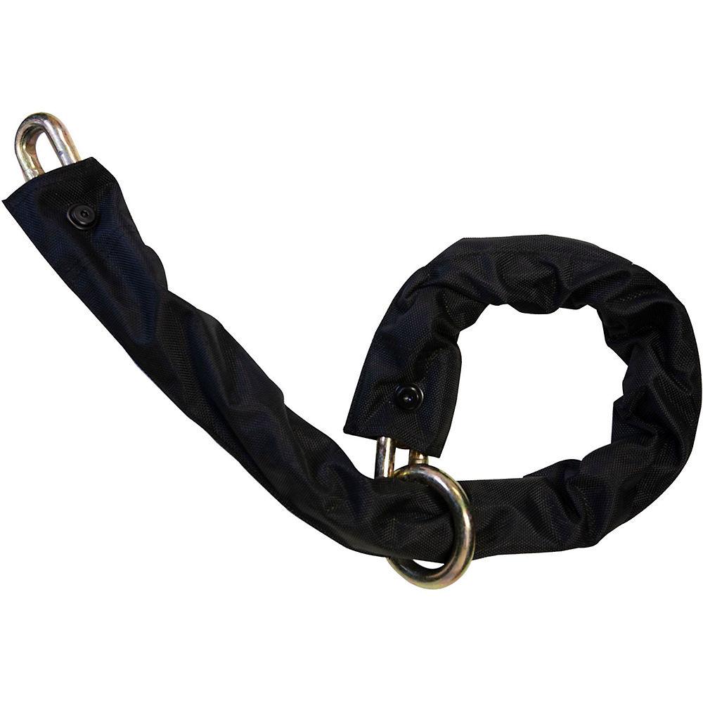 Hiplok Xl Loop-end Chain - Black - Sold Secure Diamond Rated  Black