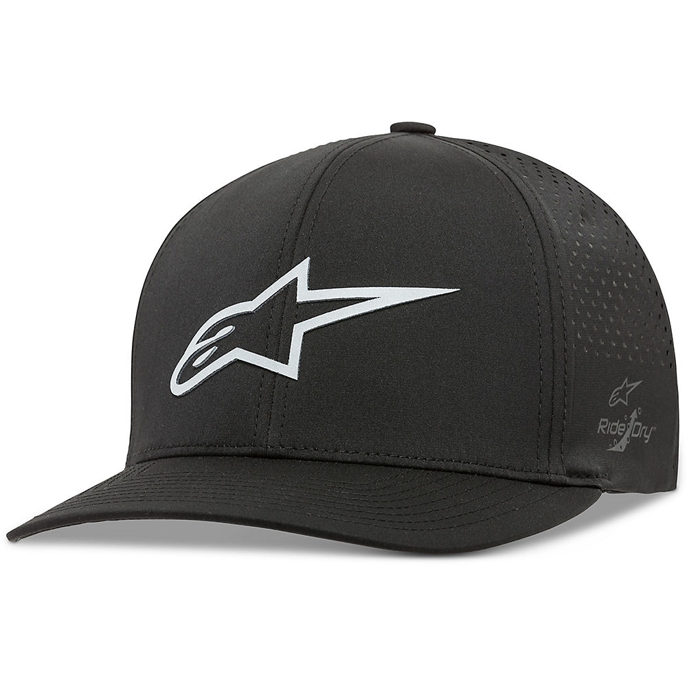 Alpinestars Ageless Lazer T.Hat - Black - SM, Black