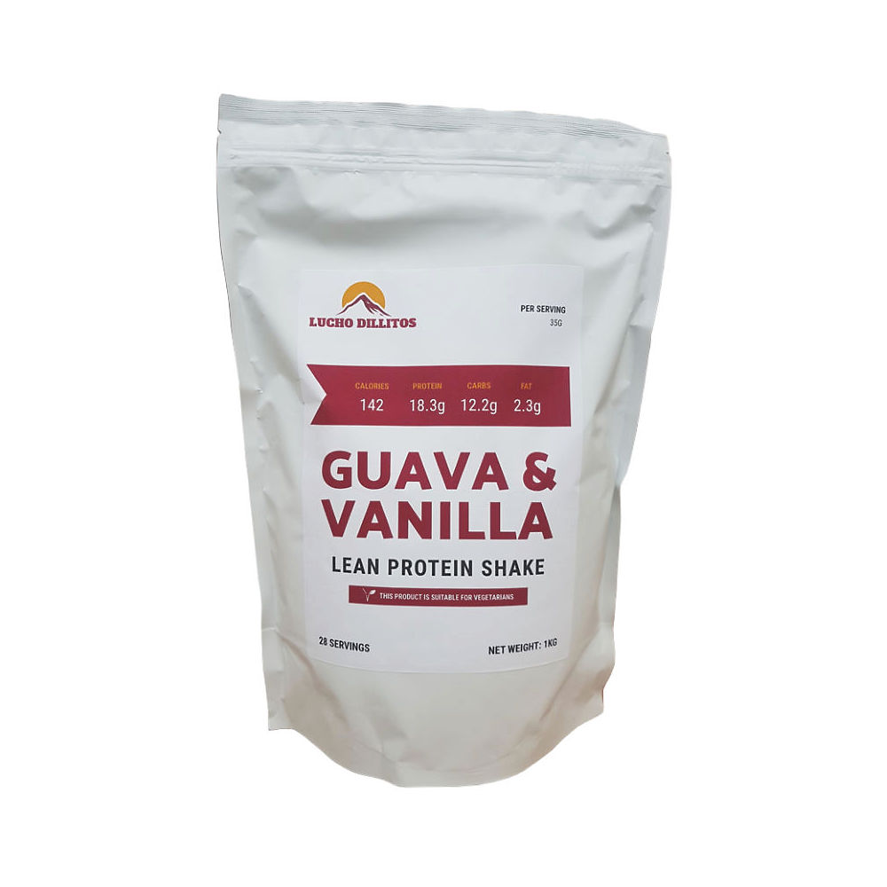 Lucho Dillitos Whey Protein Powder (1kg)