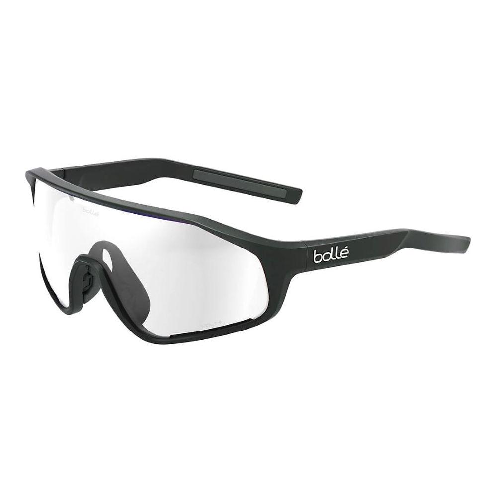 bolle shifter black matte clear sunglasses - black black matte