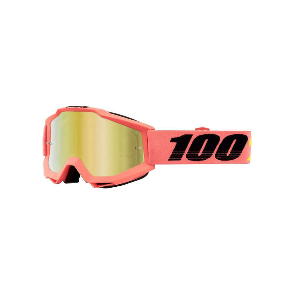 100% Accuri Goggle Mirror Lens - salmon pink, salmon pink